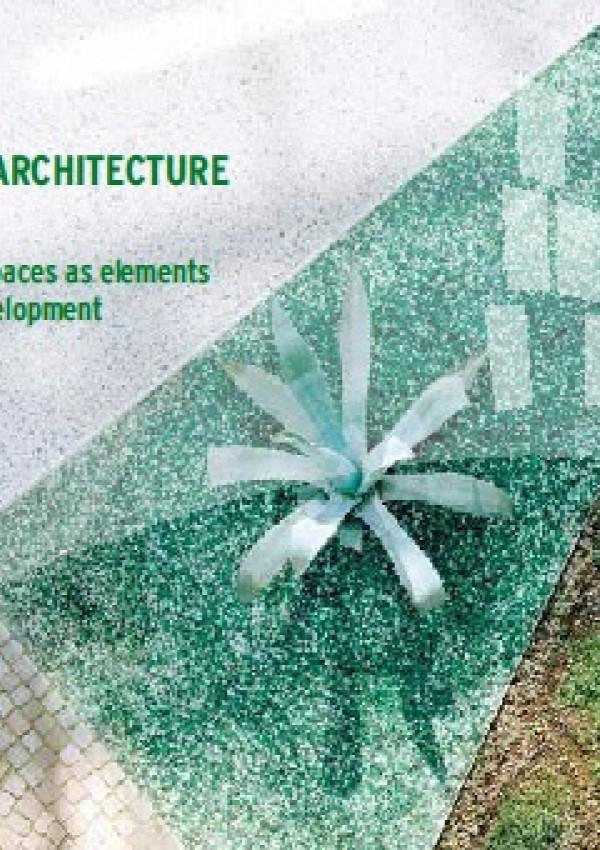 Cover Flyer Landscape architectur