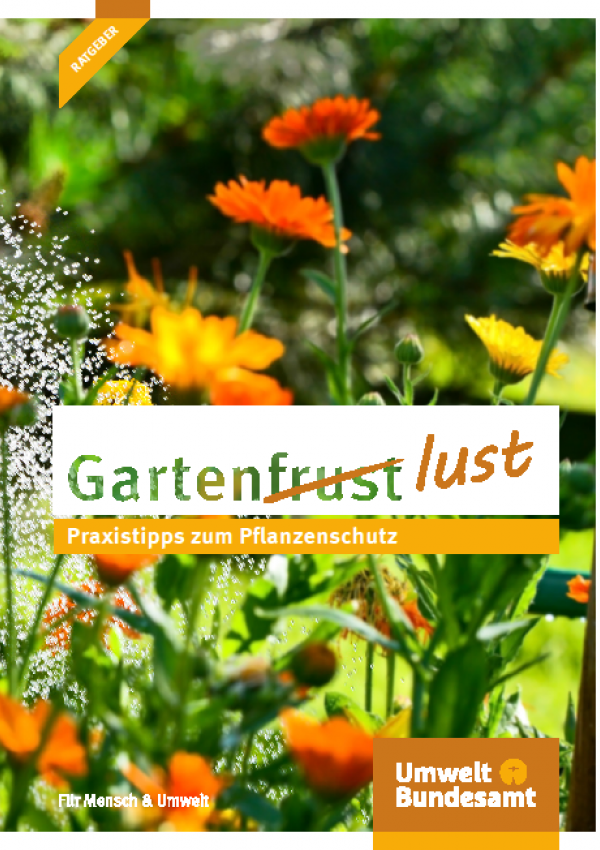 Cover Gartenlust