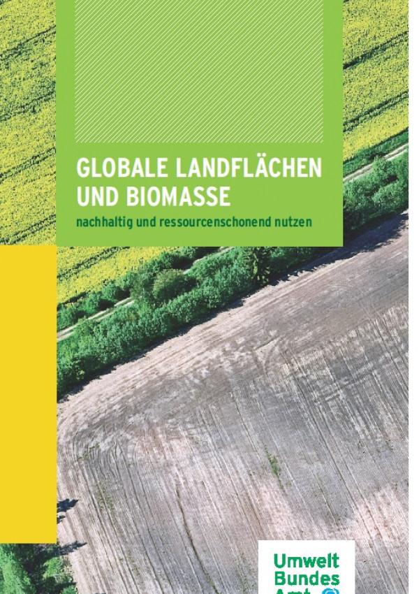 Cover Globale Landflächen und Biomasse