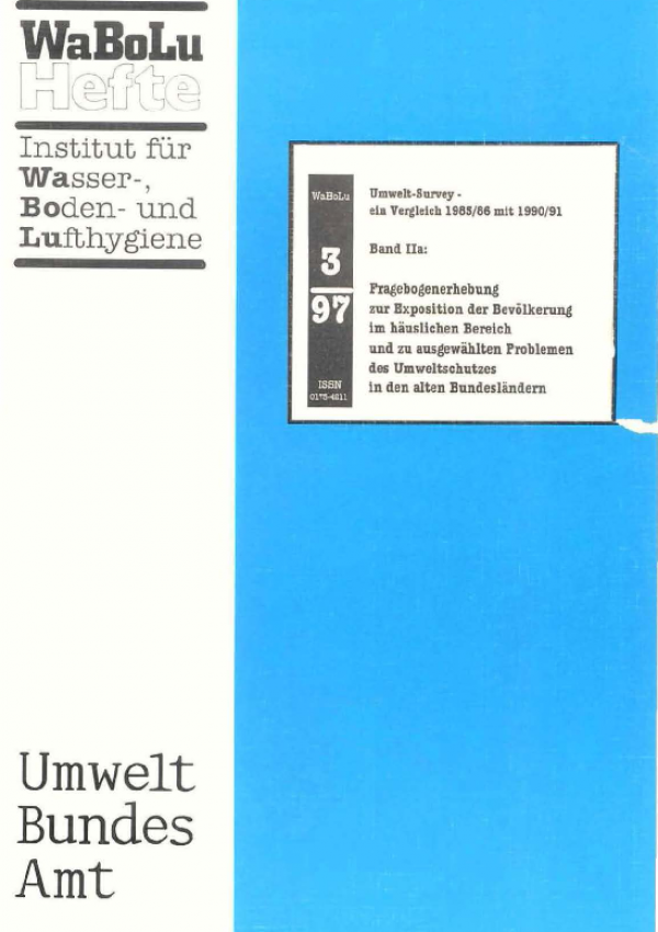 Cover WaBoLu 03/1997