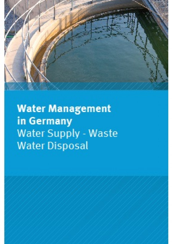 Cover Water Management in Germany