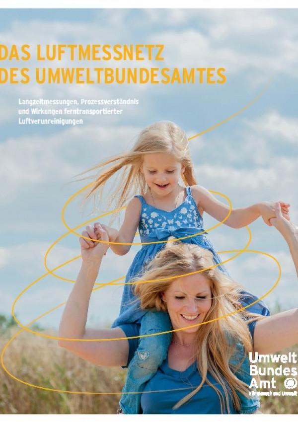 Cover Das Luftmessnetz des Umweltbundesamtes