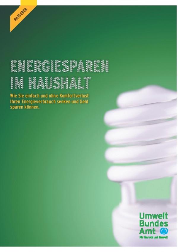 Cover einer Broschüre