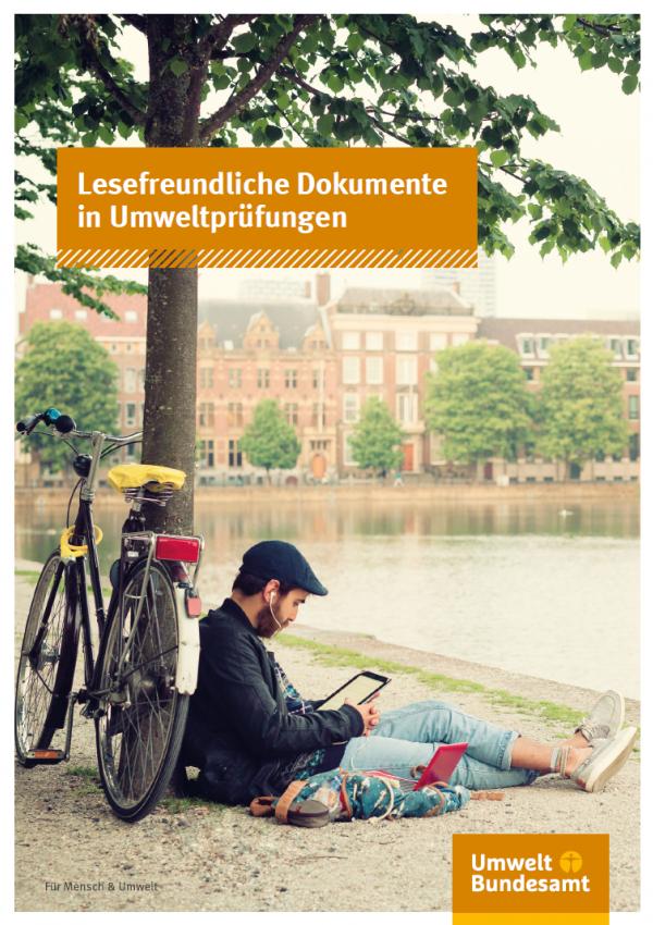 Das Cover der Publikaiton