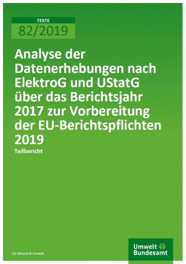 Das Cover der Publikation
