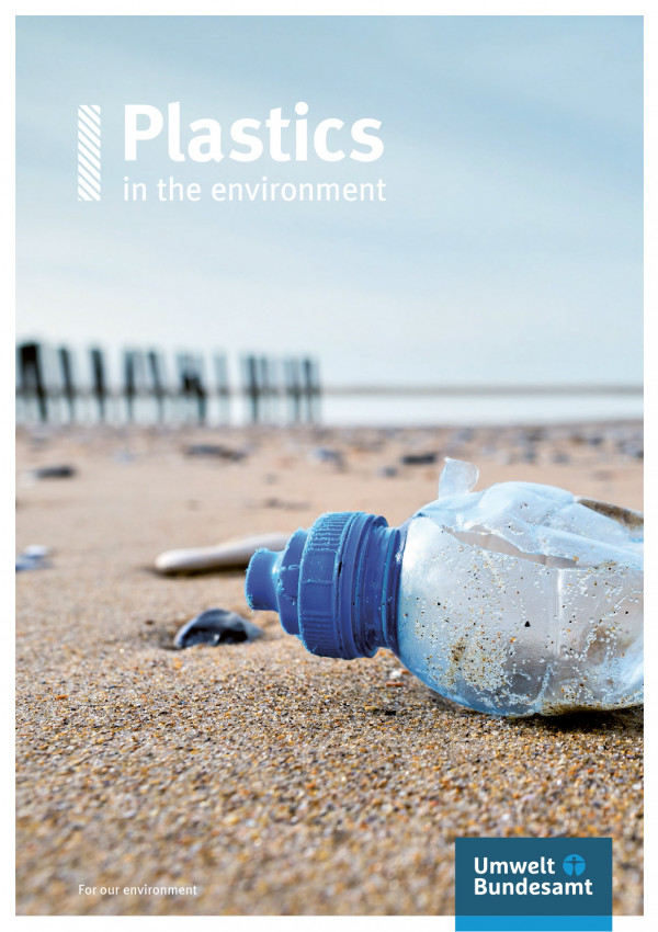 Cover: Plastics in the environment