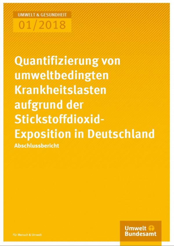 Das Cover der Broschüre