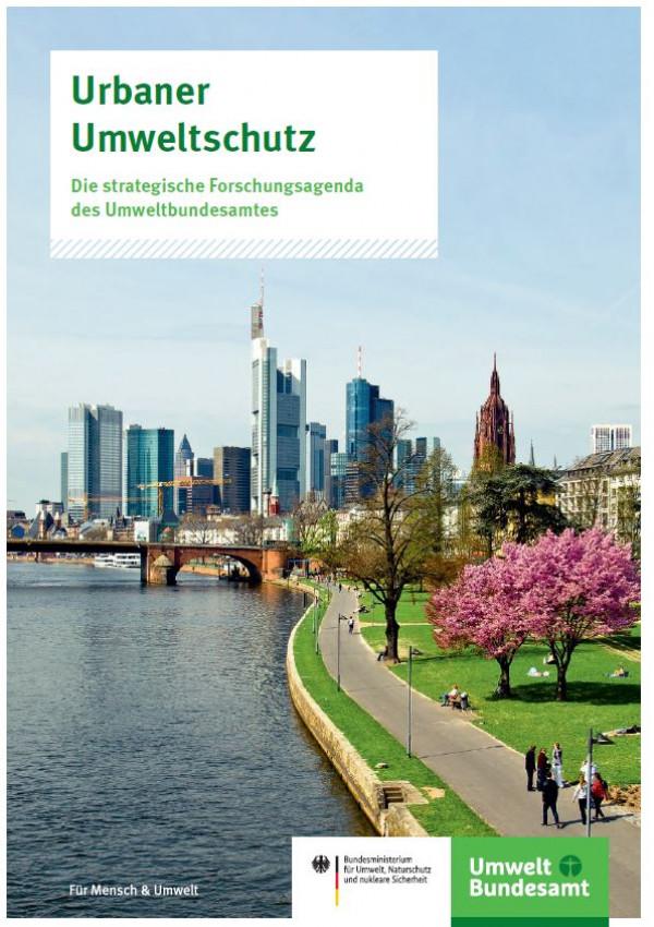 Das Cover der Broschüre.