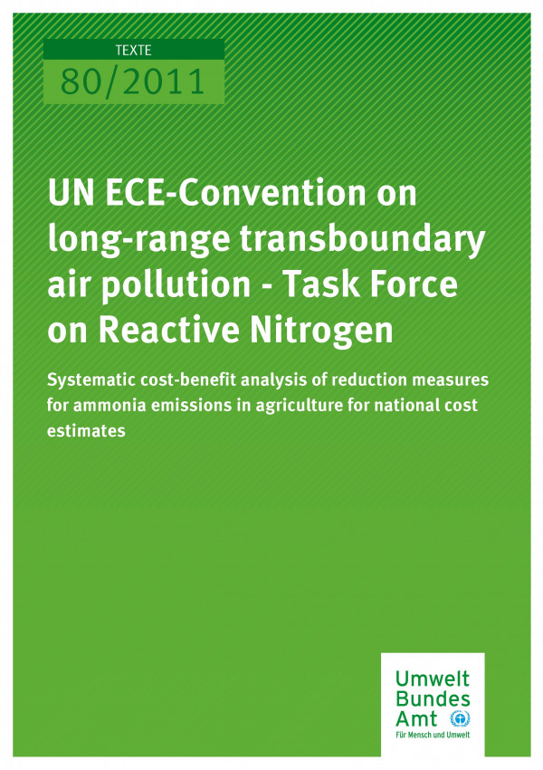 Publikation:UN ECE-Convention on long-range transboundary air pollution -