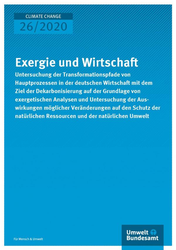 Cover_CC_26-2020_Exergie und Wirtschaft