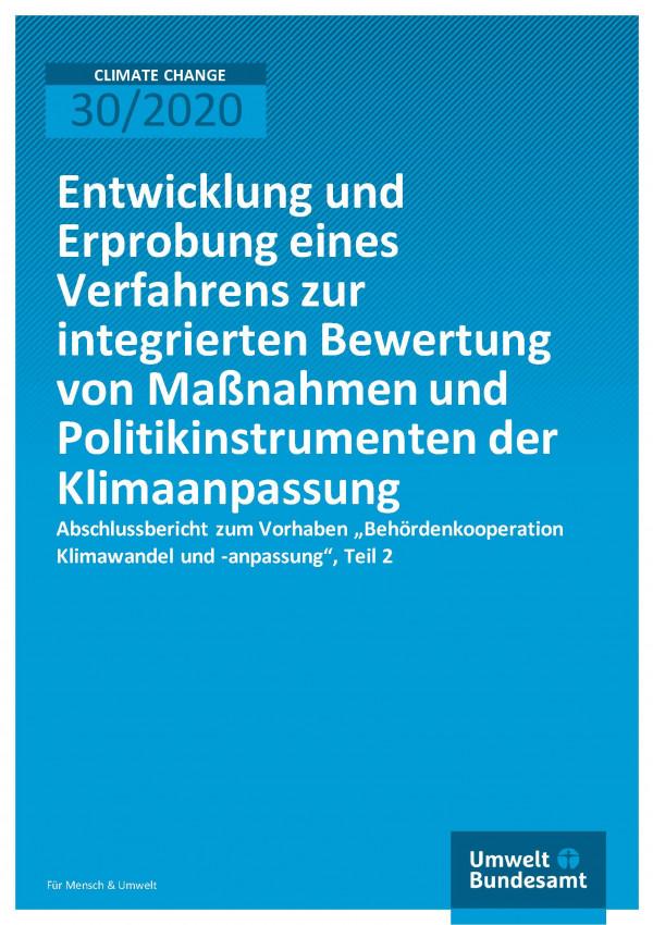 Cover_CC_30-2020_Bewertungsverfahren_Politikinstrumente_Teilbericht_2