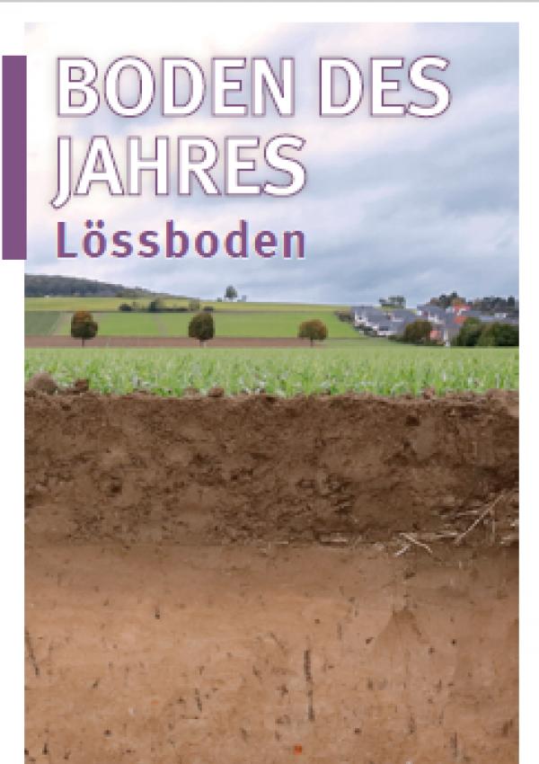 Titelbild Bodenprofil Lössboden