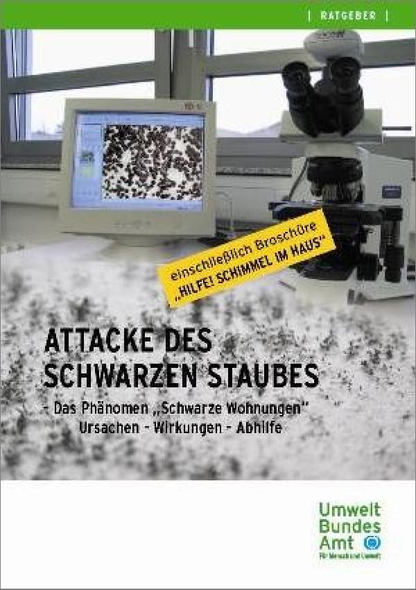 """Publikation:Ratgeber: Attacke des schwarzen Staubes- Das Phänomen """"Schwarze Wohnungen"""" -"""