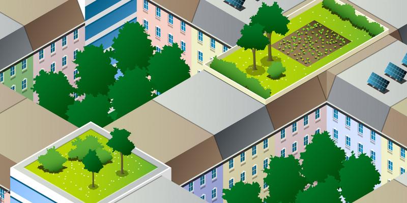 Ausschnitt Zukunftsstadt