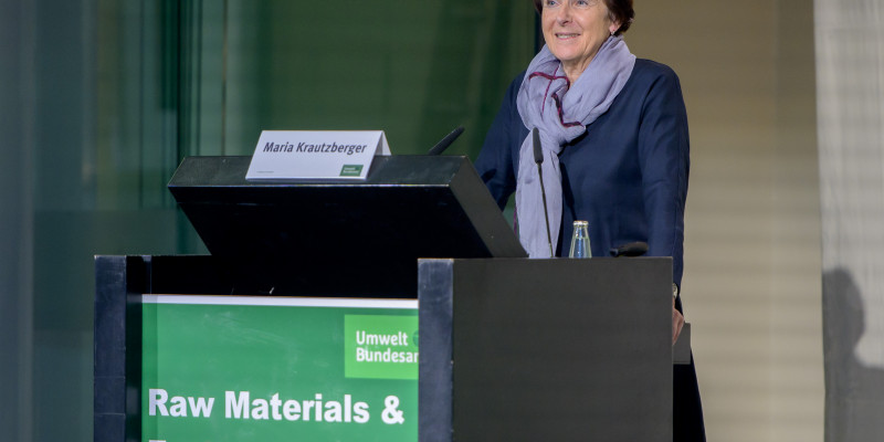 "Impressions of the conference ""Raw Materials & Environment 2019"" Picture 7"