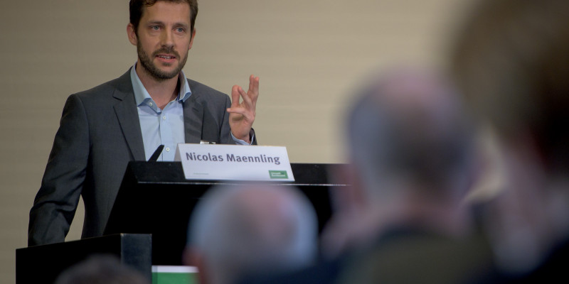"Impressions of the conference ""Raw Materials & Environment 2019"" Picture 22"