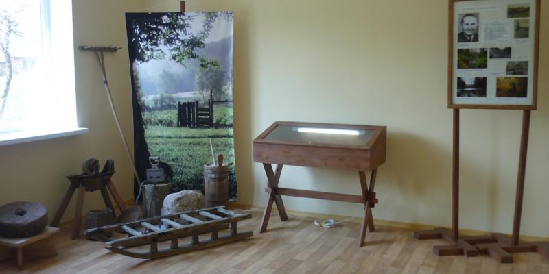 Bild der Ausstellung im Wystiter Ökomuseum