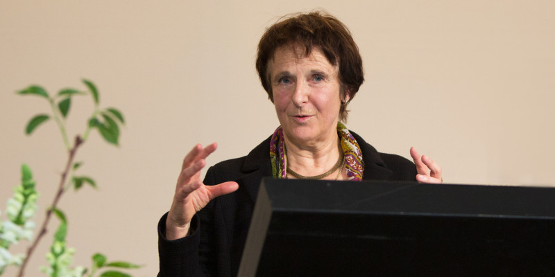 Eröffnung durch die Präsidentin des Umweltbundesamtes Maria Krautzberger