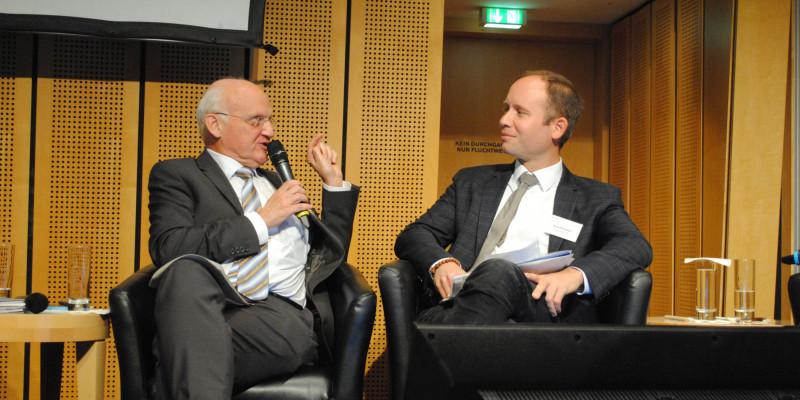 Reinhard Kaiser (BMUB), Dr. Nico Pastewski (Festo AG & Co. KG)