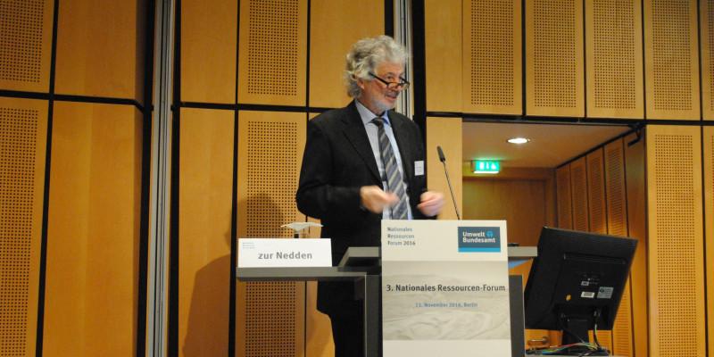 Prof. Dipl.-Ing. Martin zur Nedden (Leiter Deutsches Instituts für Urbanistik, Deutscher Städtetag)