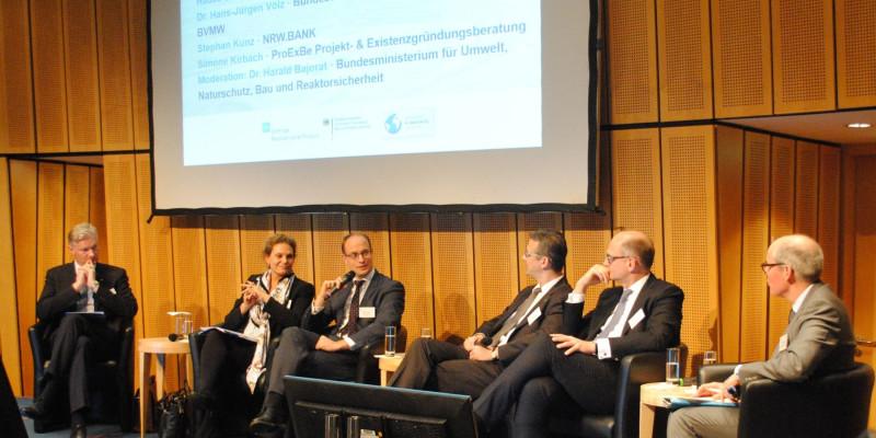 Ressourceneffizienz in Unternehmen - welche Finanzierungsmodelle werden benötigt?