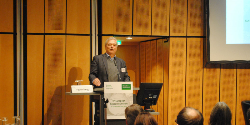 Senior Adviser for Sustainable Development in the European Political Strategy Centre (EPSC), European Commission