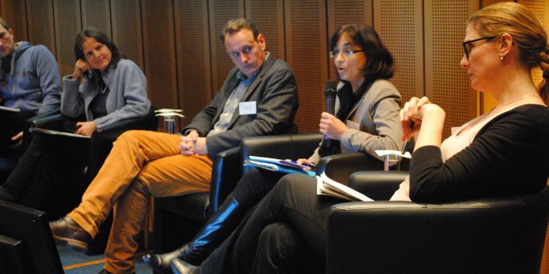 Podiumsdiskussion: Das Thema Ressourcenschonung in der politischen Stiftungsarbeit – Einblicke und Ausblick