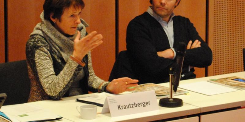 Pressekonferenz: Maria Krautzberger (Präsidentin, Umweltbundesamt)