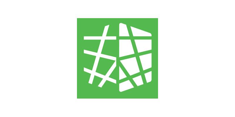 """Logo der Maßnahme """"Die kompakte, funktionsgemischte Stadt"""""""