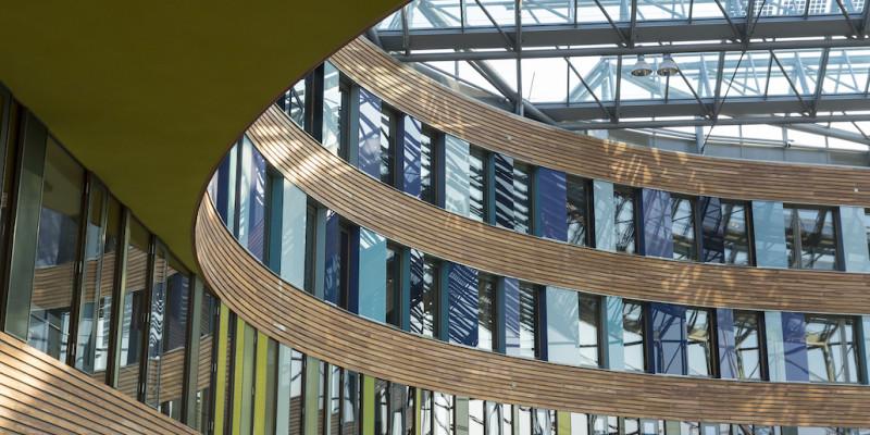 Außenansicht des UBA-Gebäudes