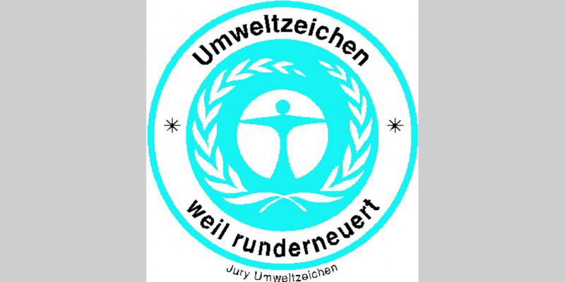 Logo Blauer Engel 1978