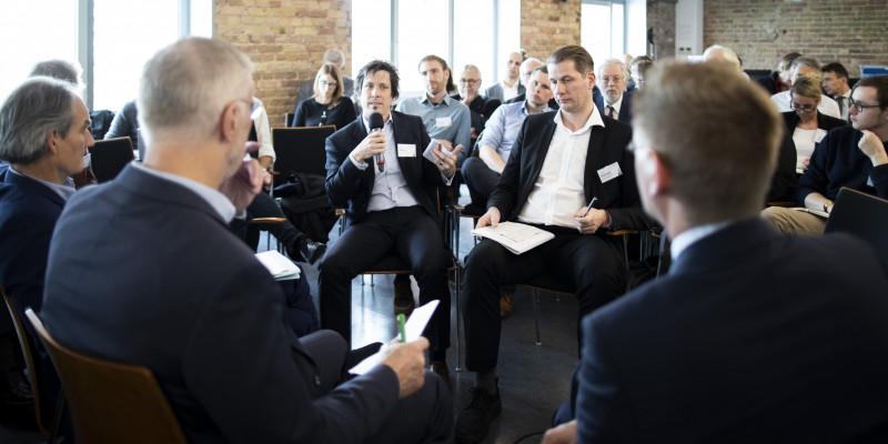 In Workshops nahm man die Umsetzung der strategischen Vorschläge in den Fokus