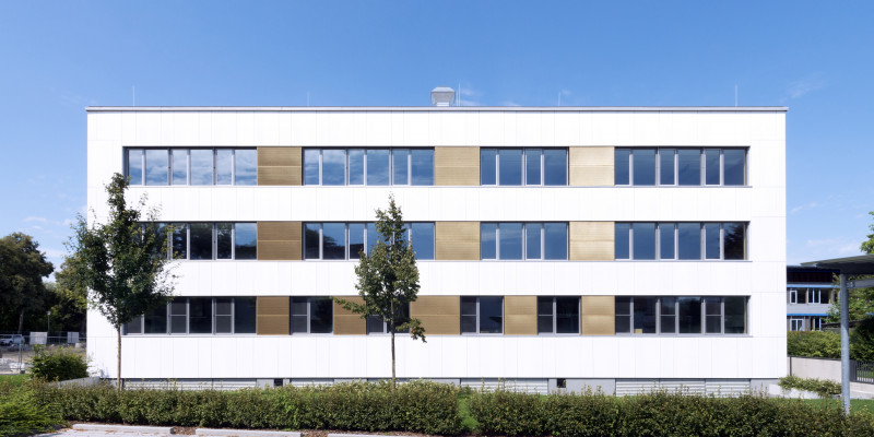 Neubau des Berufsschulzentrums, Mühldorf am Inn