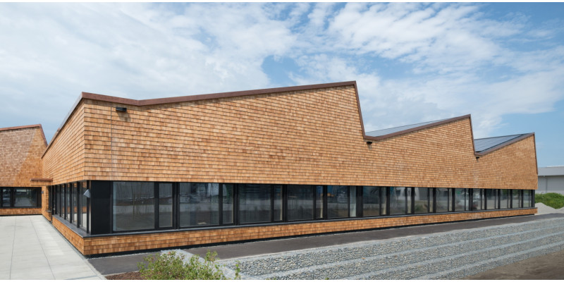 Neubau Firma elobau (Werk II), Leutkirch im Allgäu
