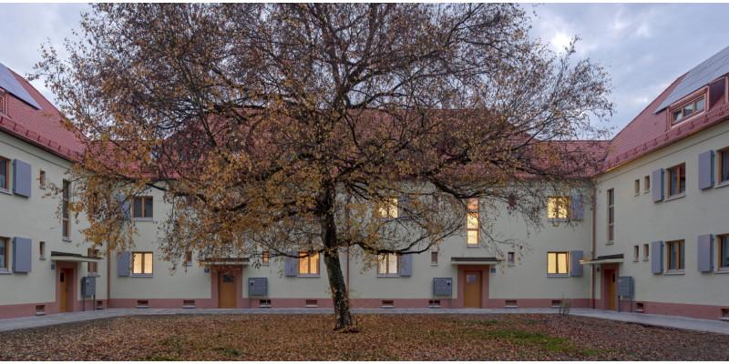 """Stadtquartier """"Margaretenau"""", Regensburg"""