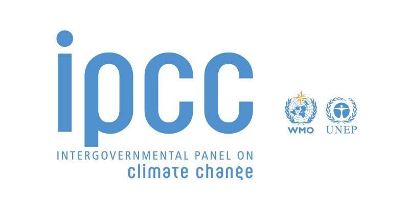 Logo des Zwischenstaatlichen Ausschusses für Klimaänderungen