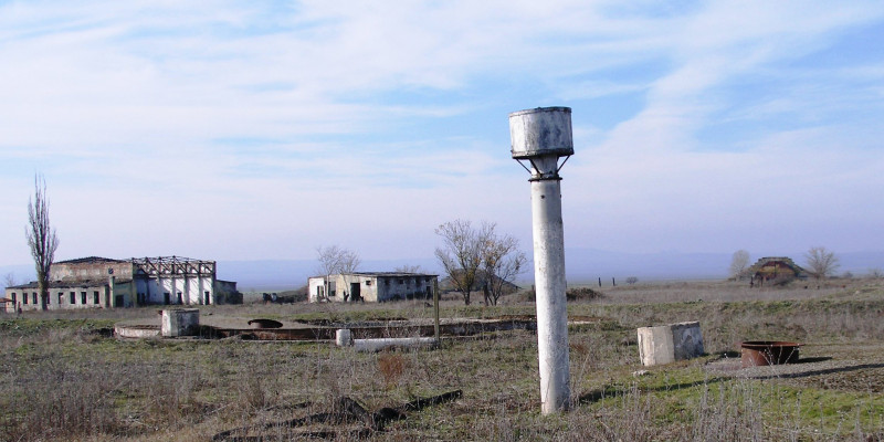 Military site