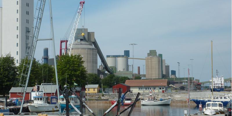 Zementfabrik