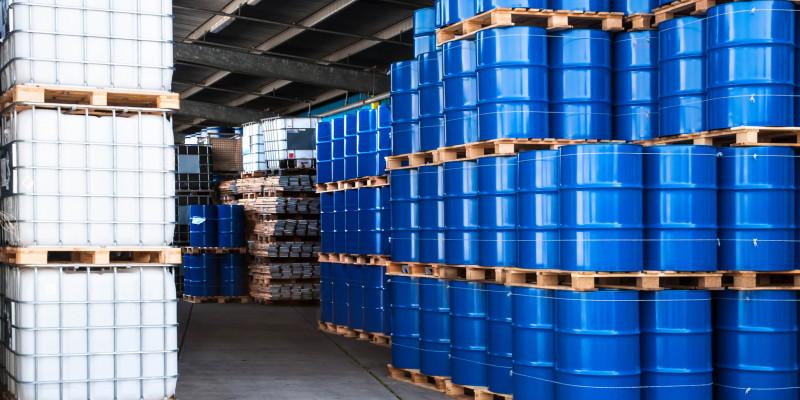 Flüssigkeitsbehälter und Fässer