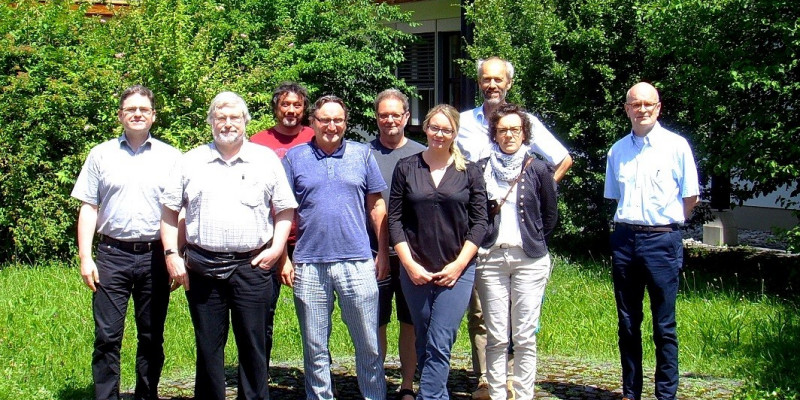 Participants at Workshop QA/SAC Deutschland, Garmisch-Partenkirchen, 2017