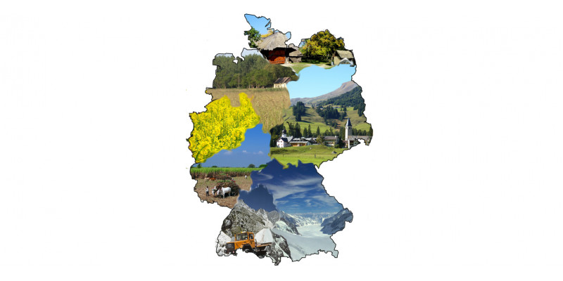 Regionalentwicklung als Teil der Raumordnung