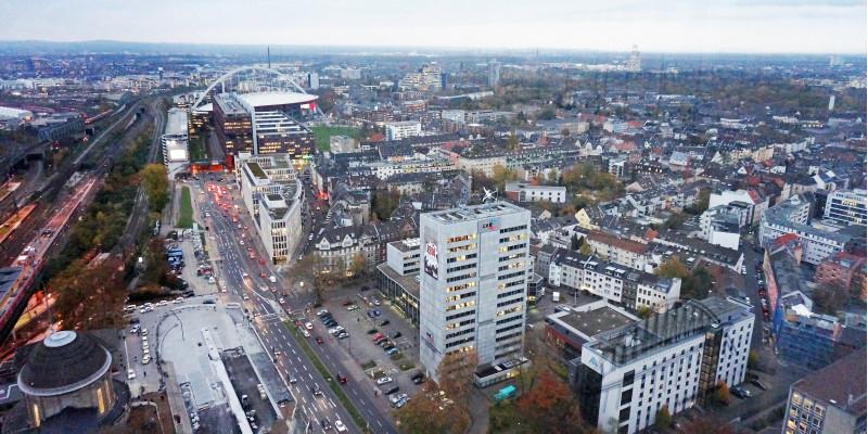Stadtentwicklung soll den städtischen Raum lebenswert machen