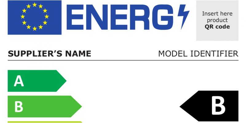 Energieverbrauchskennzeichnung für Fernsehgeräte