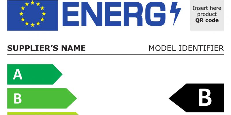 Energieverbrauchskennzeichnung für Kühlgeräte