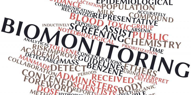 many phrases in the field of biomonitoring