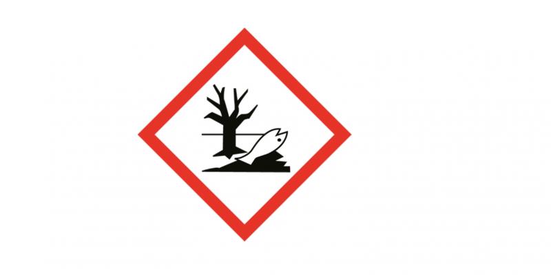 Gefahrensymbol Umweltgefährlich