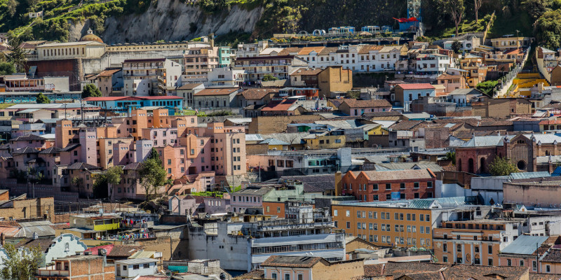 city of Quito