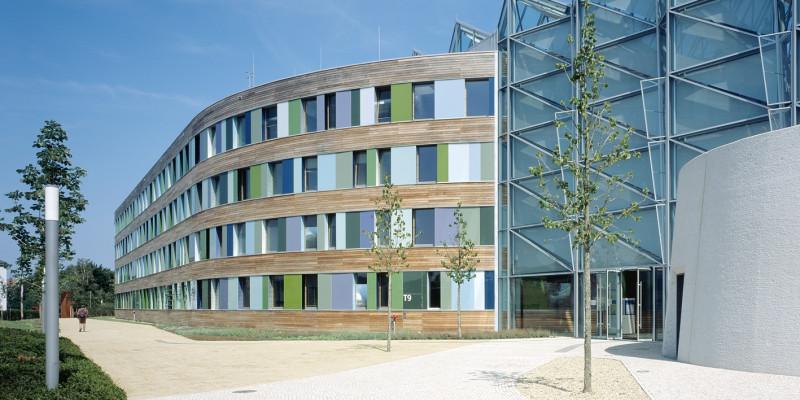 UBA office building in Dessau-Roßlau