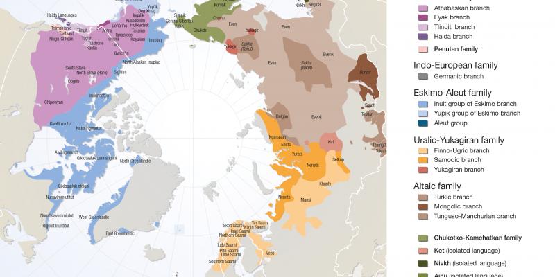 Indigene Bevölkerungsgruppen in der Arktis