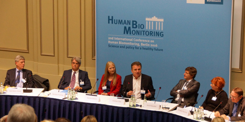HBMC 2016 – Panel discussion 1: Human biomonitoring – a cornerstone of good political decisions